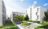 Klokočina. Nový komplex ponúkne 242 bytov