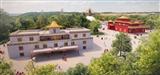 Místo dolu na Kladensku má stát buddhistická svatyně, nadace vyjednává