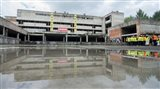 Skelet Rázsoch začali búrať, novú štátnu nemocnicu chcú v roku 2024