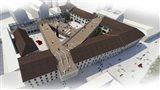Hurbanove kasárne môžu oživiť Kollárko, pozrite si návrhy študentov