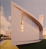 V Brně vyroste moderní kostel, bude vypadat jako loď plující do města