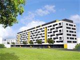 Predkrízový projekt v Ružinove ožíva, chce priniesť 156 bytov a apartmánov