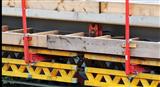 Doubský most bude hotový do poloviny prosince, ještě je na něm dost práce