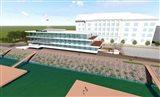 Osobný prístav na Fajnorovom nábreží čaká rekonštrukcia. Budova výrazne omladne
