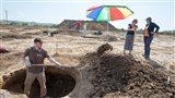 Stavbě D55 na Slovácku hrozí zdržení kvůli sporu archeologů